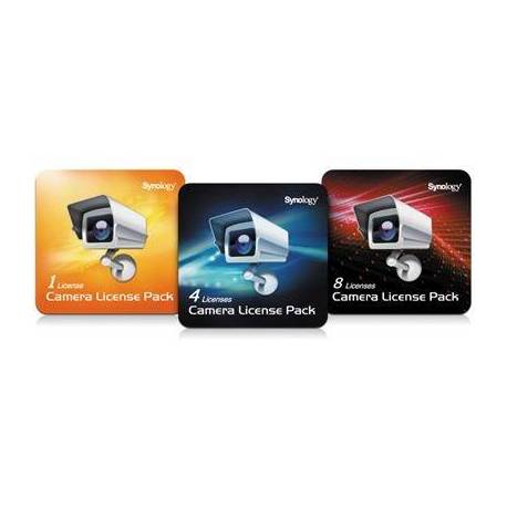 SYNOLOGY Camera License Pack (1 Licencia)