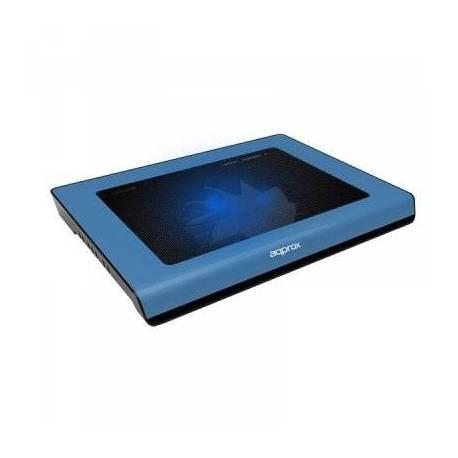 approx APPNBC06LB Refrigerador portatil 15.4' Azul