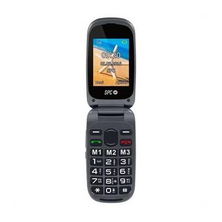 SPC 2304N Harmony Telefono Movil BT FM + Dock Negr