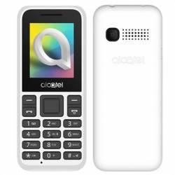 Alcatel 1066D Telefono Movil 1.8' QQVGA BT Blanco