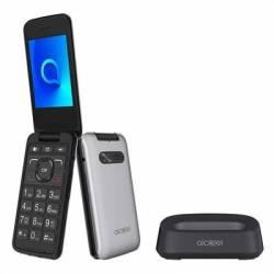 Alcatel 3026X Telefono Movil 2.8' QVGA BT Plata