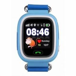 Leotec Smartwach Kids Way GPS-Llamadas-SOS Azul