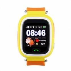 Leotec Smartwach Kids Way GPS-Llamadas-SOS Naranja