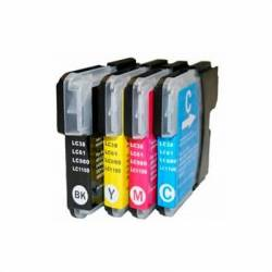 INKOEM Cartucho Compatible Brother LC980XL/1100XLA