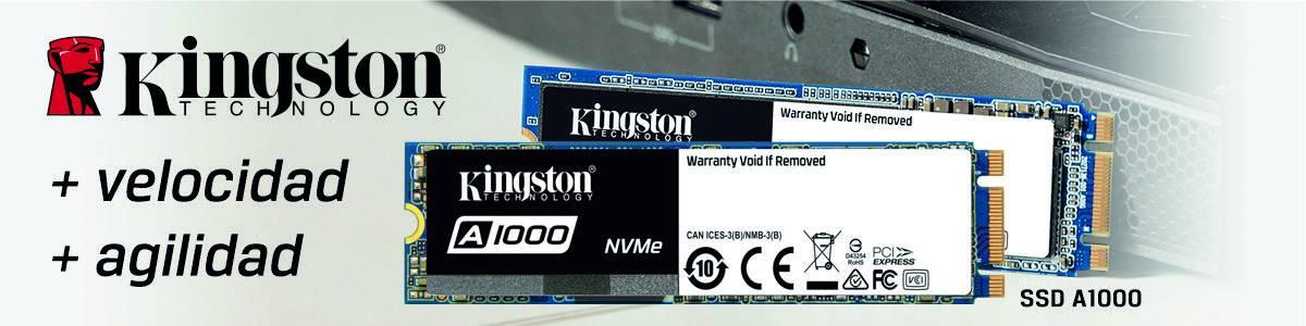 Discos SSD Kingston